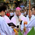 TGP.SÀI GÒN: Khai mạc Năm Thánh Lòng Thương Xót