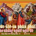 25/07 Người phân phát cho các kẻ ngồi ăn