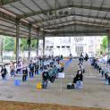 Thiện nguyện viên Xuân Lộc đợt 3 lên đường tham gia phòng chống dịch Covid-19