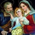Mừng Lễ Thánh Gia Giáo Hội Dạy Chúng Ta