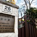 Đại sứ Bắc Triều Tiên tại Ý đào tẩu