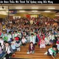 Thiếu Nhi Thánh Thể TGP Sydney mừng kính Bổn Mạng