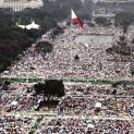 Lịch sử đã được thực hiện! Đức Phanxicô thu hút 6 tới 7 triệu tín hữu Phi Luật Tân