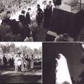 Hình ảnh khánh thành và làm phép tượng Đức Mẹ Tà Pao các đây 60 năm
