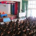 Đức Tân Hồng Y Phêrô Nguyễn Văn Nhơn thăm Đại Chủng Viện Sao Biển Nha Trang