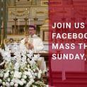 Thánh lễ trực tuyến -Livestream - tại giáo phận San Jose, Bắc California
