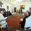 """Tòa Thánh chính thức bác bỏ """"sáng kiến"""" của Hội Đồng Giám Mục Đức cho phép một số phối ngẫu Thệ Phản của người Công Giáo rước lễ"""