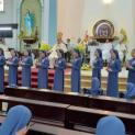 Hội Dòng Mến Thánh Giá Huế Mừng Hồng Ân Thánh Hiến