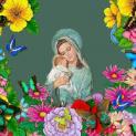 Tháng hoa mừng kính Đức mẹ Maria