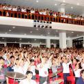 GP.THANH HÓA: Đức cha giáo phận gặp gỡ MPS 2015