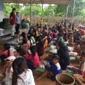 Hội Bạn Người Cùi Việt Nam tại Úc Châu thăm và tặng quà Anh Chị Em người J`rai giáo phận Kontum