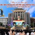 Bùi Chu tiến tới Đại hội Giới trẻ Giáo tỉnh Hà Nội lần thứ XVII