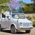 Xe giáo hoàng ở Madagascar