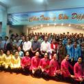 Trình bầy Trường Ca Cha Trương Bửu Diệp tại Giáo xứ Đa Minh Ba Chuông Saigòn