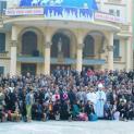 304 cặp vợ chồng tổ chức kỷ niệm thành hôn trong ngày lễ Thánh Gia
