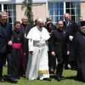 ĐTC lập lại dấn thân của Giáo hội trong sứ mệnh hiệp nhất các Kitô hữu