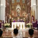 Thánh lễ giỗ 11 năm của Đức cố Hồng Y Phaolô Giuse Phạm Đình Tụng
