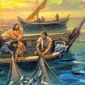 Hãy thả lưới bên phải thuyền