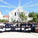 Khai mạc Năm Thánh mừng 100 năm thành lập Hội Dòng Con Đức Mẹ Vô Nhiễm