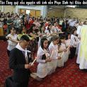 Lễ Phục Sinh: CGVN Sydney hân hoan tiếp nhận 16 Tân tòng