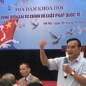 Ông Nguyễn Phú Trọng Mập Mờ Biển Đông