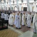 Liên Tu Sĩ TGP Huế khai mạc Năm tân Phúc âm hóa Đời sống thánh hiến