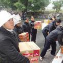 Dòng Mân Côi Bùi Chu thăm Trung Tâm Bảo Trợ Xã Hội Nam Định