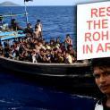 Malaysia và Indonesia đón nhận người Rohingya