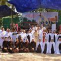 Lễ khởi công xây dựng nguyện đường và nhà tĩnh tâm đan viện Cát Minh Phú Cường