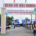 Giáo xứ Hội Nghiã GP Phú Cường xây dựng nhà thờ