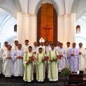 Dòng Camillo: Thánh lễ truyền chức phó tế