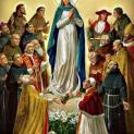Đức Maria. Eva mới, Mẹ Giáo hội