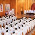 Thánh Lễ Sai đi với Nghi thức trao và đón nhận Văn thư Sứ vụ mới