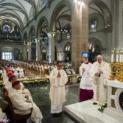 Đức Thánh Cha cử hành thánh lễ với các GM, LM tại Manila