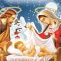 Chúa Giêsu sinh ra tại một hang lừa ?
