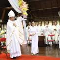 Thánh lễ Tạ ơn kỷ niệm 10 năm Giám mục - Đức cha Vinh Sơn Nguyễn Văn Bản