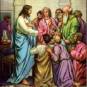 05/5 Thầy ban bình an của Thầy cho các con