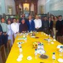 Phái đoàn ngoại giao của các nước Canada, Úc, Mỹ, Tây Ban Nha, Ý, Anh, Đức và Liên Minh Châu Âu đến thăm và làm việc với Hội Đồng Liên Tôn Việt Nam