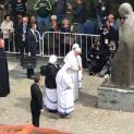 Đức Giáo Hoàng Phanxicô viếng Nhà Tưởng Niệm Mẹ Thánh Teresa ở Bắc Macedonia