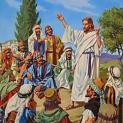 01/12 Chúa Giêsu đầy hoan lạc trong Chúa Thánh Thần