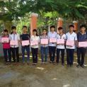 Nhóm Bông Hồng Xanh và công tác xã hội