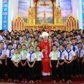Giáo xứ Sở Kiện: 165 em lãnh nhận Hồng ân Chúa Thánh Thần