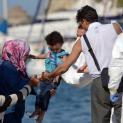 Cuộc Nổi Dậy Ả- Rập và cuộc khủng hoảng người tị nạn