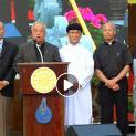 Đêm Thắp Nến Cầu Nguyện cho Quê Hương Việt Nam tại Chùa Điều Ngự
