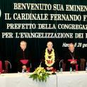 Đức hồng y Fernando Filoni gặp gỡ các Đức giám mục thuộc Hội đồng Giám mục Việt Nam và các linh mục của Giáo tỉnh Hà Nội