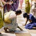 13/03 Ai trong các ngươi sạch tội, hãy ném đá chị này trước đi