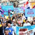 Hàng ngàn người tham dự cuộc Tuần hành vì Sự sống ở Croatia