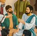 30/8 Các ngươi gác bỏ một bên các giới răn Thiên Chúa, để nắm giữ tập tục phàm nhân