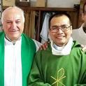 Lễ truyền chức Linh mục Vincent Nguyễn Quốc Bảo SDB, một nhà truyền giáo tại Paraguay Nam Mỹ