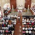 Đan Viện Biển Đức Thiên Bình khai mạc Năm Thánh mừng 50 năm Thành lập